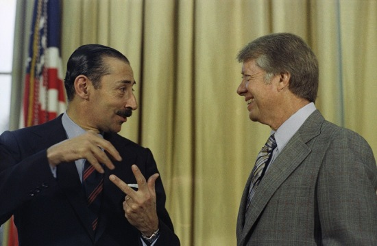 Jimmy Carter, Jorge Videla